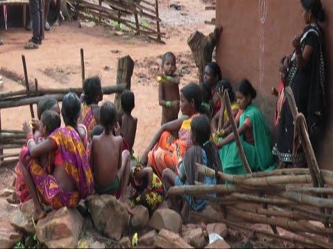 Children die of malnutrition