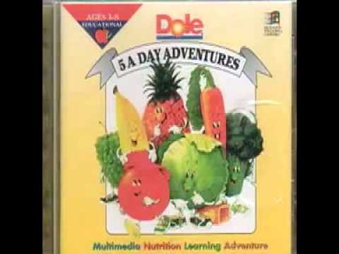 5 A Day theme song