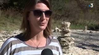 La sécheresse dans le Doubs est devenue une attraction touristique