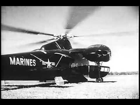 """For the Marines -- Newest Transport 'Copter"""