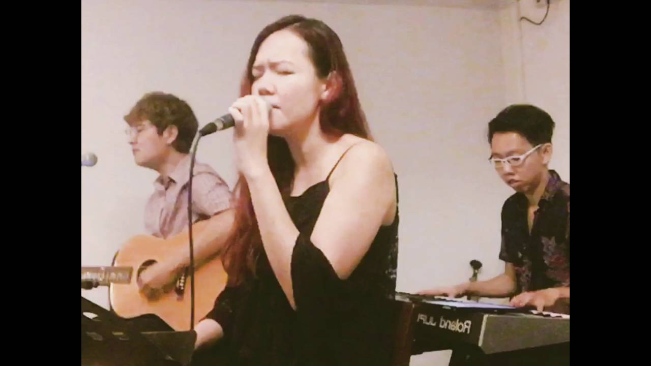Pop Covers By Dreambird Music Singapore Wedding Live Band Singer Corporate Events Parties