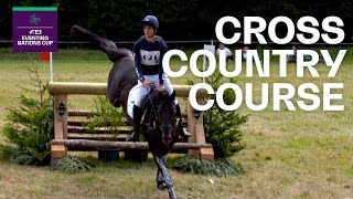 How To Design A Cross Country Course  FE  Eventing Nations Cup™