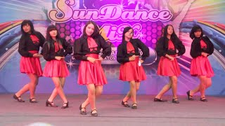 G-Faye - Mr. Chu & LUV & No No No [Apink Dance Cover] @ DBF SunDance Mix 2015 (480px)