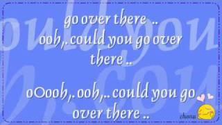 a little space ne yo (lyrics)