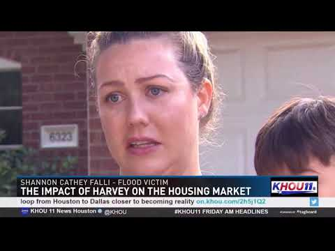 A tale of two houses: real estate after Harvey