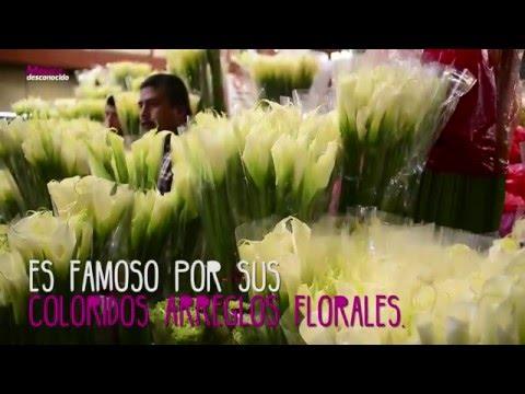 Mercado De Jamaica En Cdmx El Paraíso De Las Flores