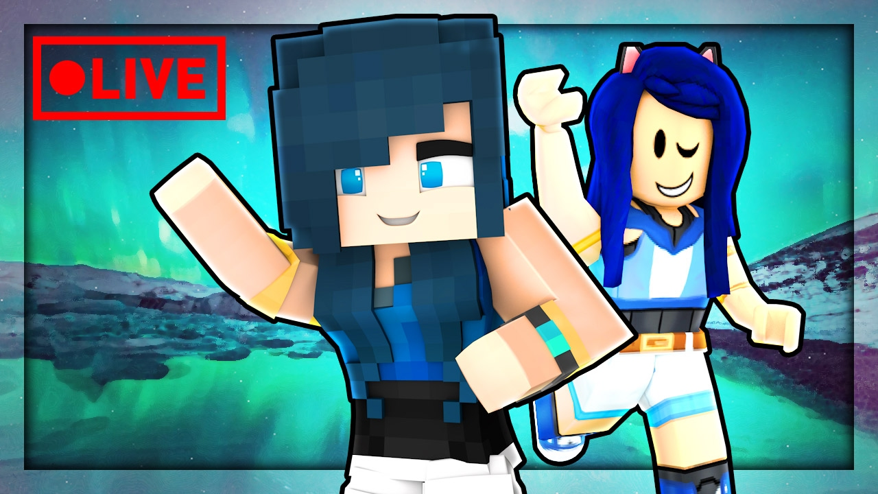 Minecraft Vs Roblox W Itsfunneh Youtube