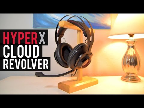 BEST GAMING HEADSET 2016? | HyperX Cloud Revolver Review & Mic Test