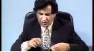 Nadan nadia very funny clip 6 Rejection!!! (Babra Sharif)