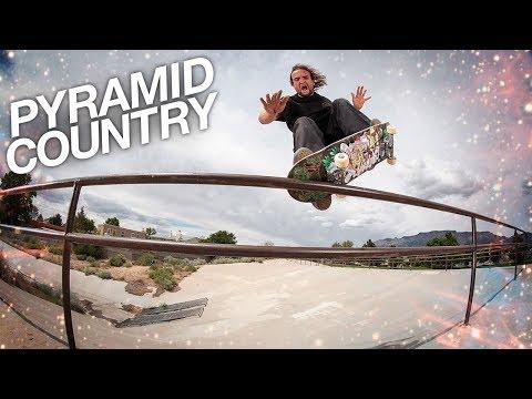 Pyramid Country's Daylight World Video