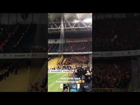 Galatasaray Kadıköy Deplasmanı (Şampiyon Cimbom)