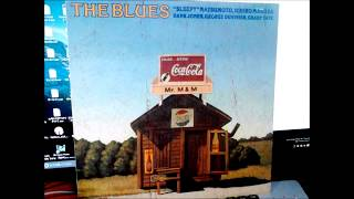 The Blues/Hidehiko Matsumoto,Ichiro Masuda 自作回転シェル