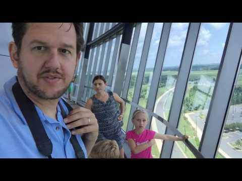 Day 5: Visiting The Smithsonian Air & Space Museum: Steven F. Udvar-Hazy Center at Dulles