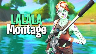 THE BEST LALALA Fortnite Montage EVER! (bbno & y2k)