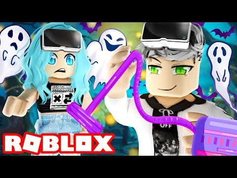 Hunting For Spooky Ghosts In Roblox Youtube
