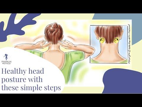 """How to banish the """"forward head"""""""