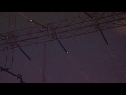 Partial Discharge & Corona on 400 kV Insulators