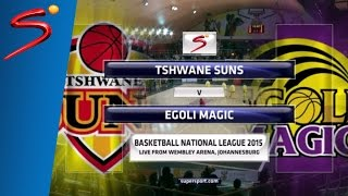 Week 6: Tshwane Suns 55-50 Egoli Magic