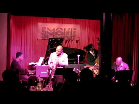 """Marcus Strickland Quartet plays """"My Favorite Things"""""""