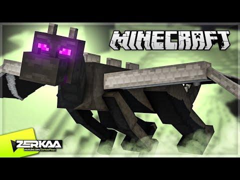 Zerkaa vs The Ender Dragon *FINAL BOSS* (Minecraft #50)