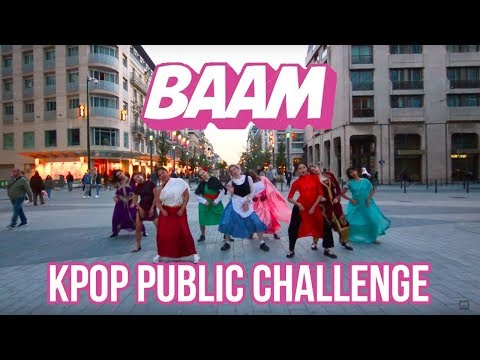 [KPOP IN PUBLIC CHALLENGE BRUSSELS] MOMOLAND (모모랜드) - 'BAAM' Dance cover by Move Nation