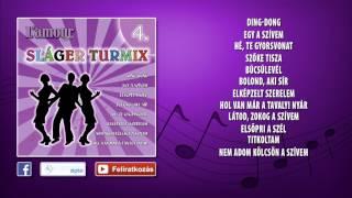 ✮ L'amour ~ Sláger turmix #4. (teljes album) | Nagy Zeneklub |