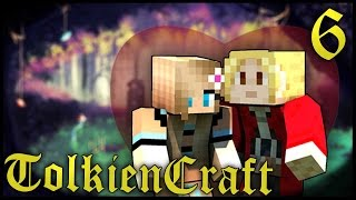 O AMOR, MAGIA E GUERRA! - TolkienCraft 2 #06 - Minecraft