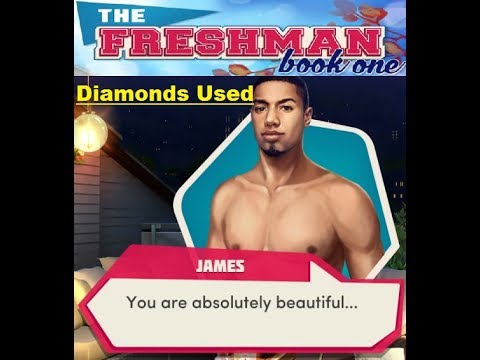 Choices: Stories You Play - The Freshman Book 1 Chapter 17 James Diamonds Used