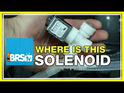 FAQ #25: Where can I get the solenoid valve used on the BRS160?