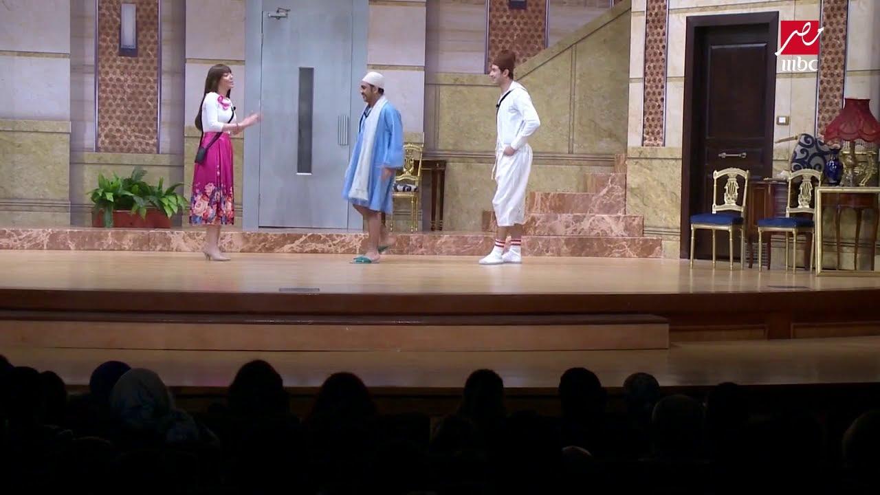 مسرح مصر - لو الأحياء صعبة عليك ...  اتفرج على الفيديو دا