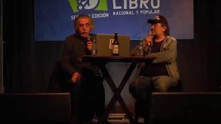 Pedro Saborido y Daniel Santoro / Arte y política