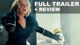 Red 2 Official Trailer 2013 + Trailer Review - Bruce Willis, Helen Mirren : HD PLUS