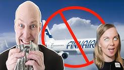 Finnair Sai Rahaa Valtiolta ja Lopettaa Lennot - Suomi Uutiset