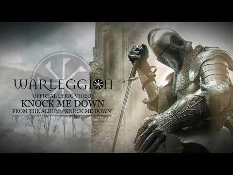Warleggion - Knock Me Down (Lyric Video)