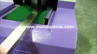NS Maquinas FG220 4ZV станок для квадратных труб и профилей(, 2012-12-01T16:43:43.000Z)