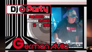Video Promo Dj Party Tour Bogota 2014