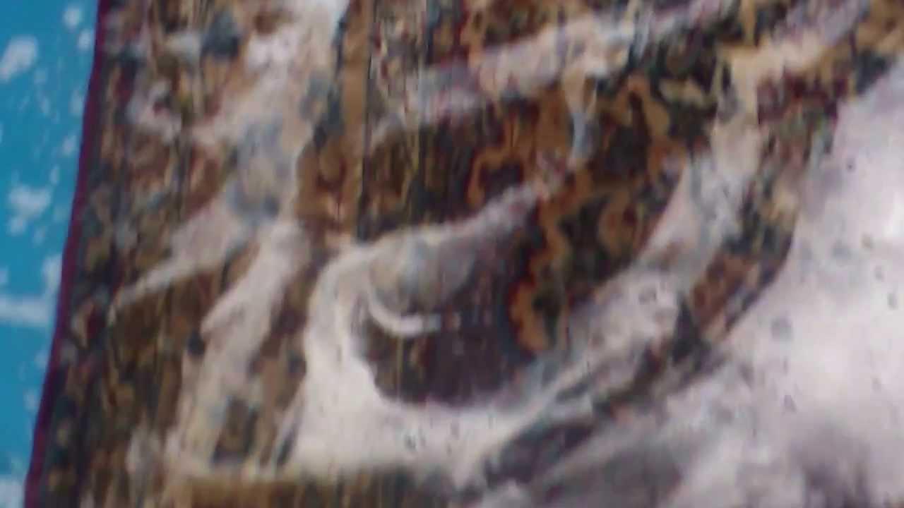 Limpiar alfombras lavado alfombra antigua isfahan bajo for Alfombras orientales antiguas
