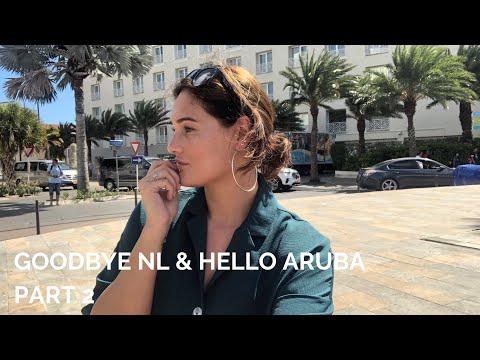 GOODBYE NL & HELLO ARUBA PART 2 ★ MELISSA'S WORLD VLOG #20