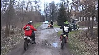 You think you can catch me? | Dirtbikes vs POLICE |