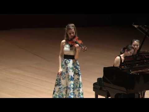 Aubree Oliverson - Chopin Etude In E Major, Op. 10, No. 3 (Arrangement)