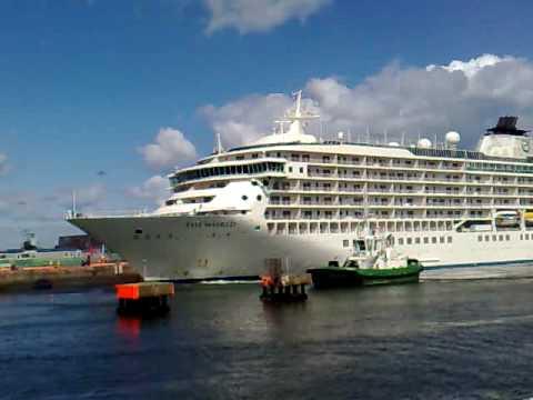 The World ship - Dublin 2010