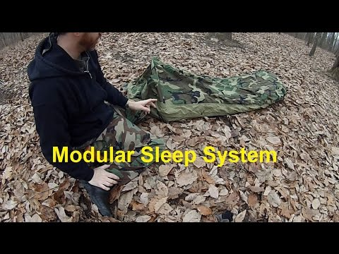 Military Sleep System All In One Shelter