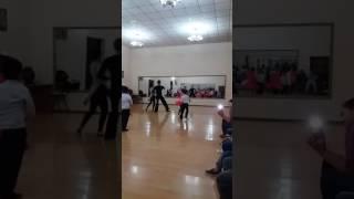 Вальс танец.  Открытие урок.