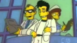 Robert Downey Jr. on Simpsons