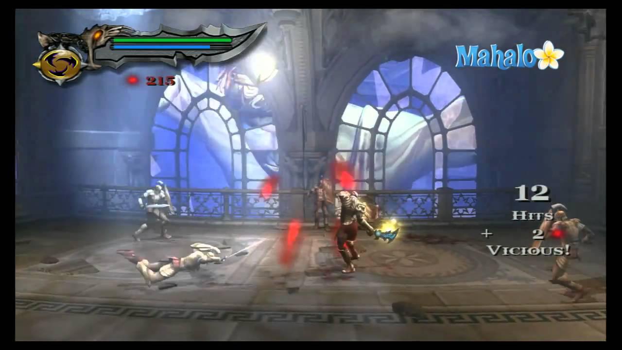 God Of War 2 Walkthrough Part 1 Youtube