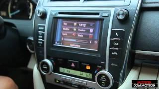 Тест-драйв новой Тойоты Камри v50 2012  (Американка)