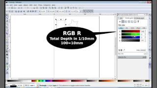 Comment créer des G-Code à partir d'un SVG en 3D à l'aide d'Inkscape et SnapCNC