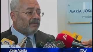 Comisión de Fiscalización analiza censura de excontralor Carlos Pólit
