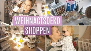 KEINE KITA ❘ Weihnachtsdeko ❘ XL VLOG - Mama Alltag  ❘ MsLavender