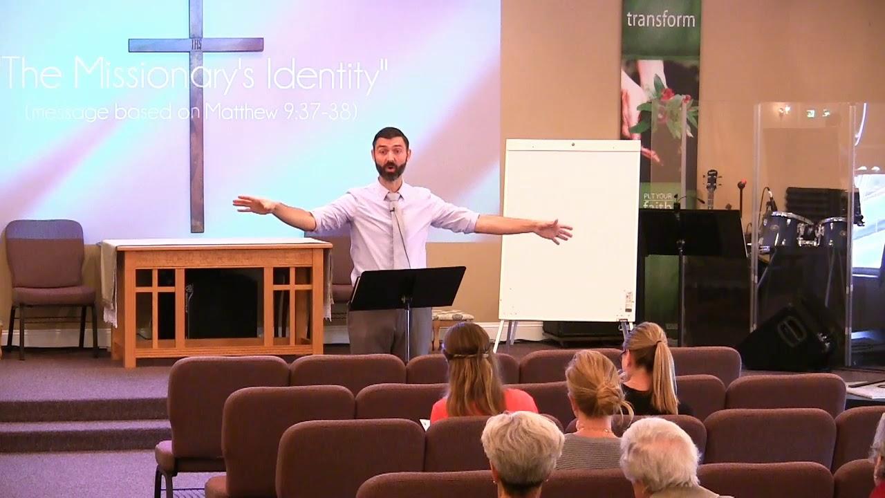 Video Sermons - Matthew 9 Verses 37-38 - The Missionary's Identity - New Hope Christian Chapel